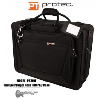 PROTEC Pro Pac Trumpet/Flugel Horn Combo Case