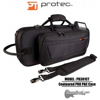 PROTEC Contoured PRO PAC Trumpet Case