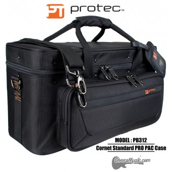 PROTEC Standard Cornet PRO PAC Case