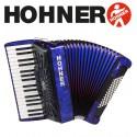 HOHNER Bravo III 72 Piano Accordion 5-Registers - Pearl Dark Blue