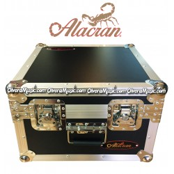 ALACRAN Button Accordion Flight Case - 3412