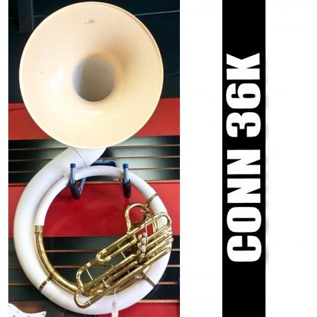 CONN 36K. Fiberglass Sousaphone - USED