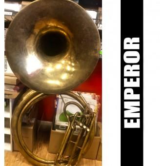 EMPEROR Jr. Tuba de Metal - USADA