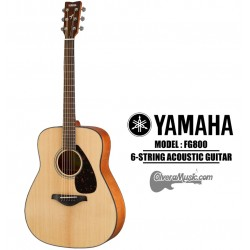 YAMAHA Solid-Top Acoustic Guitar