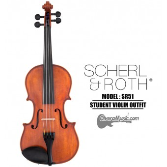 SCHERL & ROTH Student Model Violin