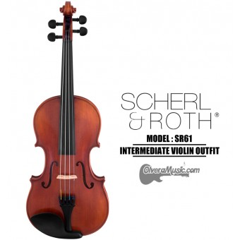 SCHERL & ROTH Intermediate 4/4 Violin