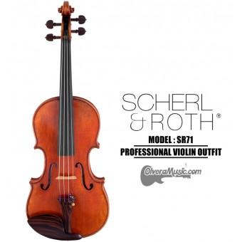 SCHERL & ROTH Professional 4/4 Violin