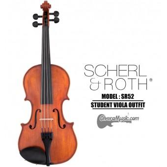 SCHERL & ROTH Viola Modelo Estudiante