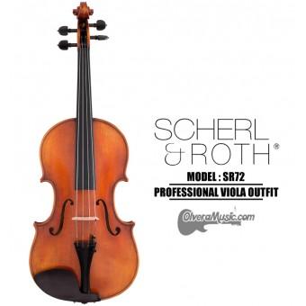 SCHERL & ROTH Viola Modelo Profesional