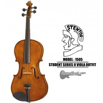 Stentor (1505) Viola Outfit - Student Series II