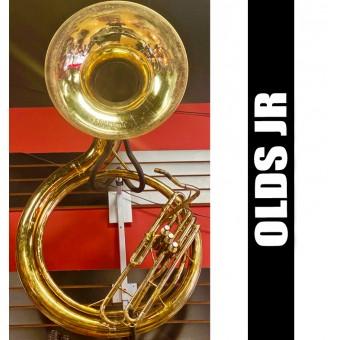 OLDS JR Tuba de Metal - USADA