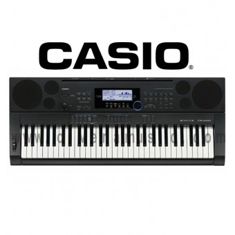 CASIO 61-Key Full Sized Keyboard