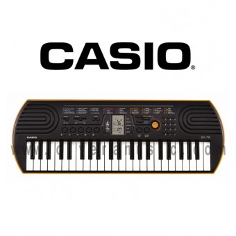 CASIO 44-Key Mini Keyboard
