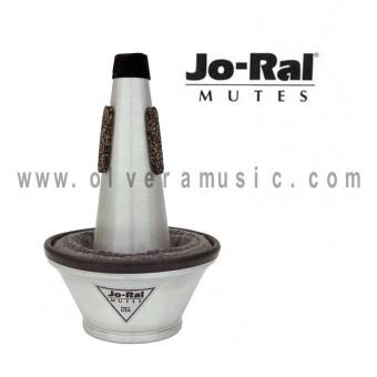 JO-RAL Tri-Tone Trumpet Cup Mute