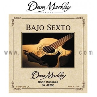 DEAN MARKLEY Bajo Sexto Strings