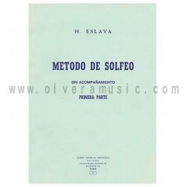 Hilarion Eslava Metodo de Solfeo (Book 1)