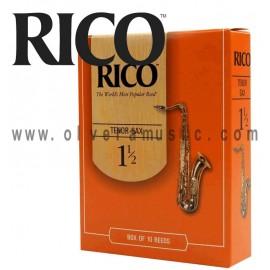 RICO Cañas para Saxofon Tenor