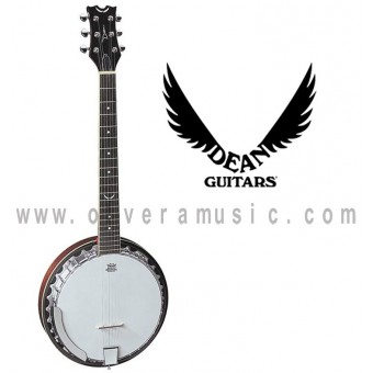 DEAN GUITARS Backwood 6-String Banjo