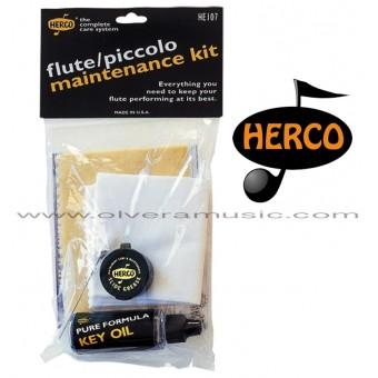 HERCO Kit de Mantenimiento Para Flauta/Piccolo