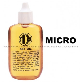 MICRO Key Oil for Woodwind Instruments