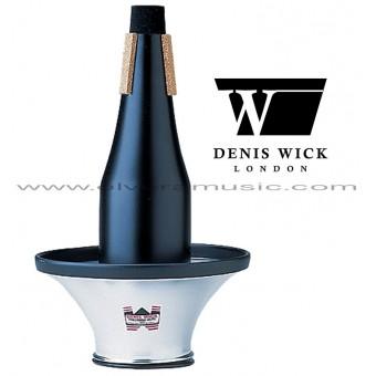 DENIS WICK Sordina de Copa Para Trombón