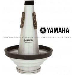 Yamaha (MU-TR13C) Sordina de Aluminio Para Trombón