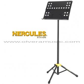 HERCULES EZ Clutch Music Stand-Aluminum