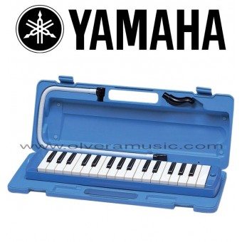 Yamaha (P32D) 32-Key Pianica - Blue
