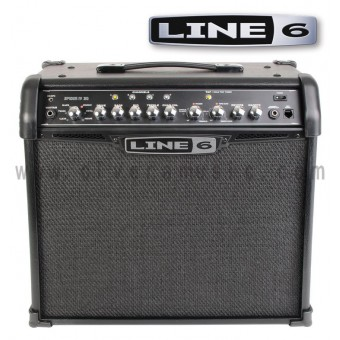 LINE 6 Spider 30 30W 1x12 Modeling Guitar Amplifier