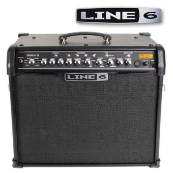 LINE 6 Spider IV 75 75W 1x12 Combo Guitar Amplifier