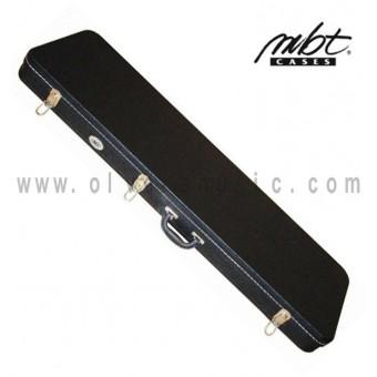 MBT (MBTEBCW1) Hardshell Wooden Elecric Bass Case