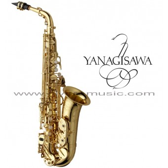 "YANAGISAWA ""WO Series"" Professional Eb Alto Saxophone - Lacquer"