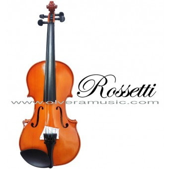 ROSSETTI Student Model Violin Outfit - 1/2 Size