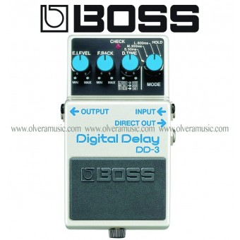 BOSS Digital Delay Guitar Effects Pedal
