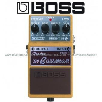 BOSS '59 Bassman - Legend Series Guitar Effects Pedal