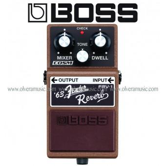 BOSS '63 Reverb - Legend Series Guitar Effects Pedal