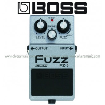 BOSS Fuzz Guitar Effects Pedal