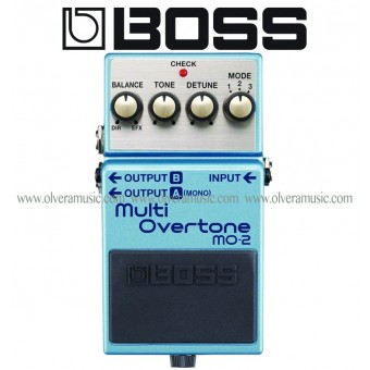 BOSS Multi OverTone Guitar Effects Pedal