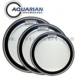 AQUARIAN Super Kick II Bass Drum Head