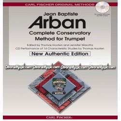 ARBAN Metodo Competo para Trompeta - Nueva Edición