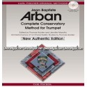 ARBAN Complete Conservatory Method for Trumpet - New Authentic Edition