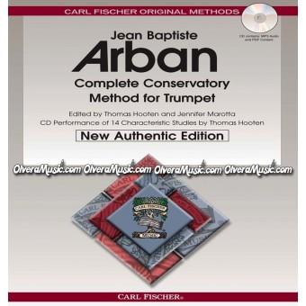 ARBAN Metodo Completo p/Trompeta - Nueva Edición