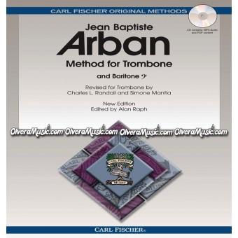 ARBAN Método p/Trombón y Barítono - Nueva Edición