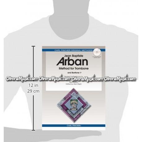 ARBAN Method for Trombone and Baritone - New Edition