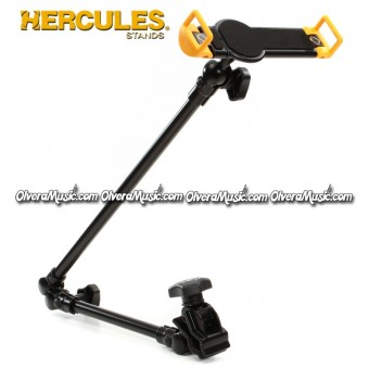 HERCULES Tablet Holder - For Keyboard Stands