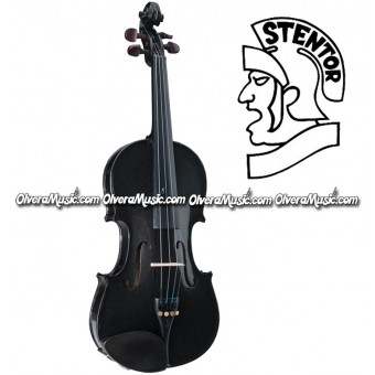 """STENTOR """"Harlequin Series"""" Student Model Violin Outfit"""