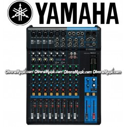 YAMAHA 12 Channel Compact Mixer