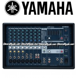 YAMAHA Mixer de 12 Canales - Stereo Powered