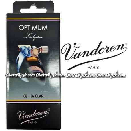 Vandoren For Most One-Screw Ligatures Optimum Bb Clarinet Plastic Cap