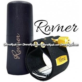 ROVNER Versa Bb Clarinet Ligature & Cap